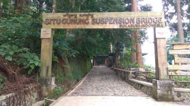 Libur Lebaran ke Sukabumi, Ini Harga Tiket Wisata Situgunung 2019