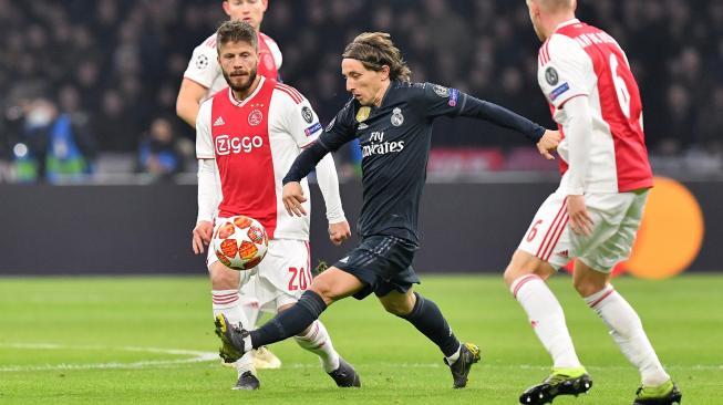 5 Fakta Menarik Jelang Real Madrid vs Ajax di Liga Champions