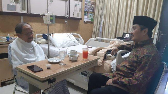 Habibie Tidak Dirawat di Jerman, Keluarga: Dokter di Sini Cukup Bagus