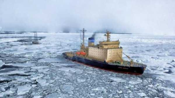 Rumitnya Pecahkan Es di Siberia tapi Digaji Puluhan Juta, Berminat?