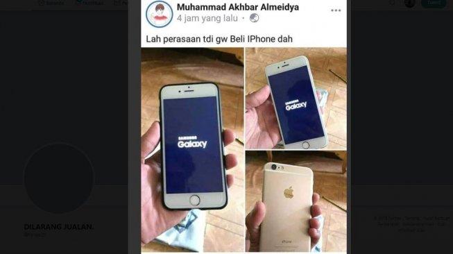 Krisis Identitas, Smartphone Ini Punya Tampilan iPhone Tapi Rasa Samsung