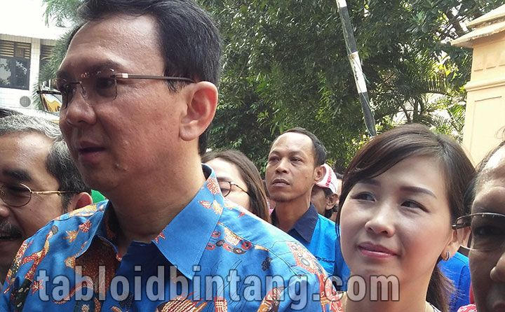 Ahok - Veronica Tan Kompak Absen di Sidang Cerai Perdana