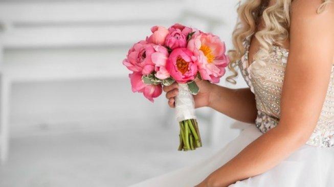 Bikin Penasaran, Sepatu Pernikahan Ini Menyimpan Pesan Rahasia