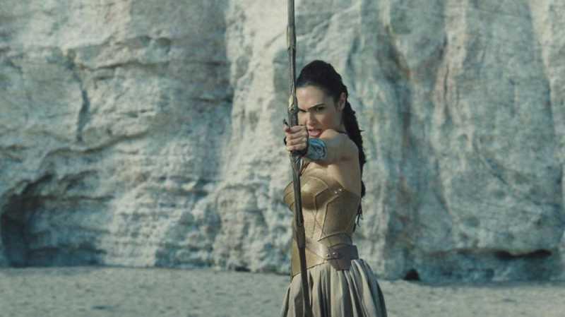 Wonder Woman Film Perempuan Tersukses
