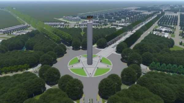 3 Kawasan Ini Diprediksi Jadi Ibu Kota Baru
