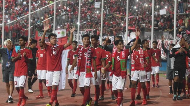 Ini Pesan untuk Suporter Jelang Timnas Indonesia U-16 vs Malaysia