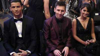 Menikah, Messi Undang Ronaldo?