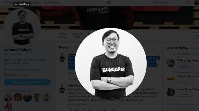 Jokowi Akui Tak Tersinggung dengan Cuitan CEO Bukalapak
