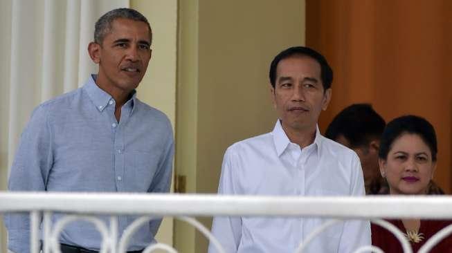 Presiden Jokowi Unggah Video dengan Obama