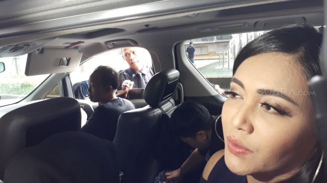 Akun Instagram Almarhum Julia Perez Iklankan Apartemen Denada
