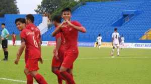 Piala AFF U-18: Timnas Indonesia Habisi Brunei dengan Setengah Lusin Gol