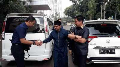 Ustadz Al Habsyi Jalani Pemeriksaan Kasus KDRT
