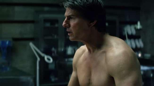 Tom Cruise Bangkit dari Kematian