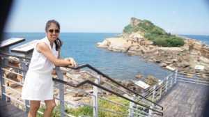 Ini Lokasi Ekstrem Terjun Payung di Taiwan Rekomendasi Naila Novaranti