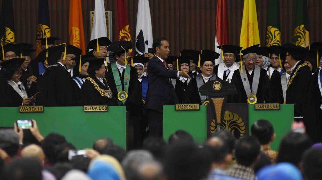 Presiden Berencana Kirim Jajaran BEM UI ke Asmat