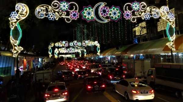 Begini Cara Warga Singapura Bukber
