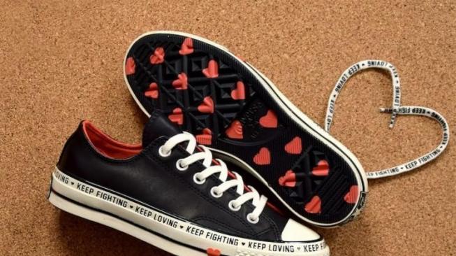 Sneakers Terbaru Converse Ini Cocok untuk Kado Valentinemu