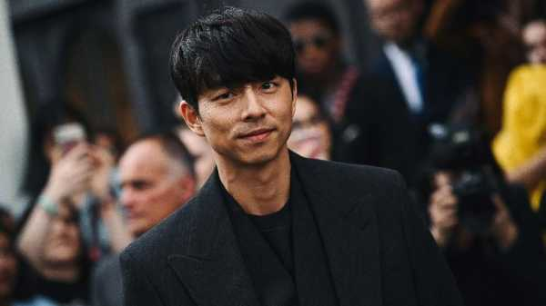 Gaya Macho Gong Yoo dan Lee Min Ho di Paris Fashion Week