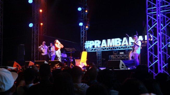 Sepuluh Ribu Penonton Millenial Banjiri Prambanan Jazz Festival 2019