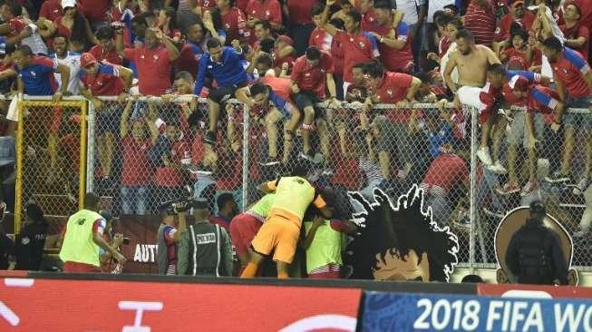 Lolos Piala Dunia Pertama Kali, Presiden Panama: Besok Libur Nasional