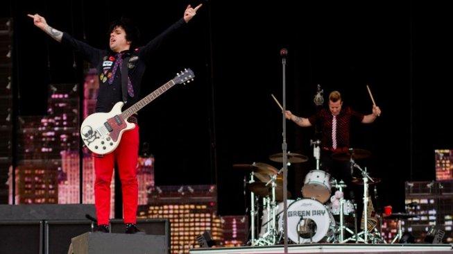 Green Day Tur Asia Tahun Depan, Bakal ke Indonesia?