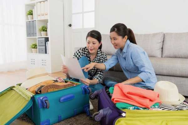 Tujuh Cara Packing Simpel Sebelum Melancong