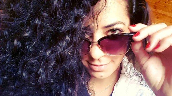 Intip Cantiknya Noor Daoud, Drifter Wanita Pertama asal Palestina