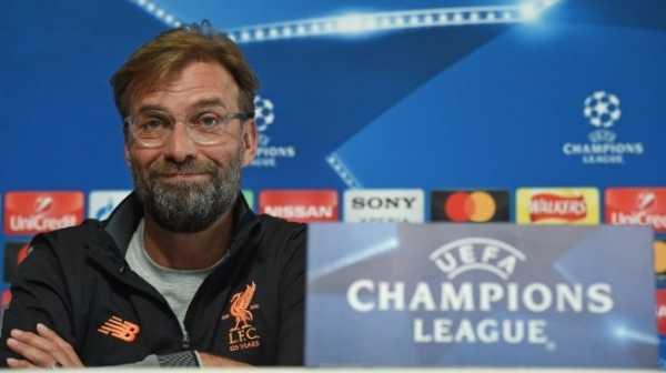 Jurgen Klopp: Manchester City Tim Terbaik di Dunia
