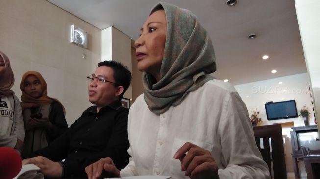Ratna Sarumpaet Adu Mulut dengan Luhut dan Keluarga Korban KM Sinar Bangun