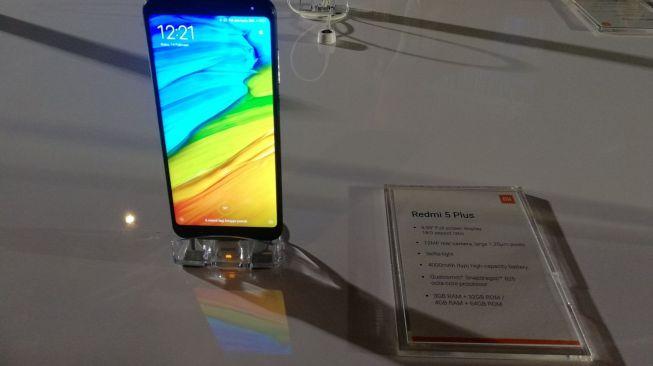 Ponsel Diduga Xiaomi Redmi 6 Sudah Didaftarkan di Cina