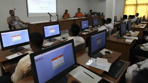Panitia Bersihkan Tes CPNS dari Jimat dan Orang Dalam