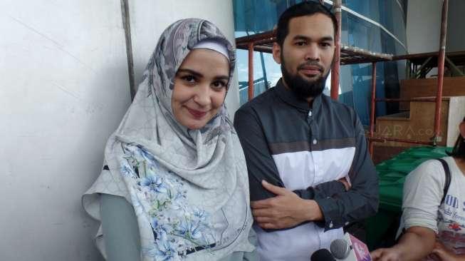 Hamil Anak Ketiga, Shireen Sungkar Tak Keluar Rumah Sebulan