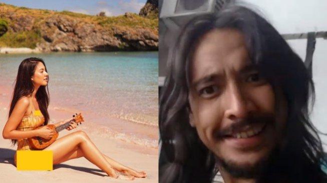 Aurelie Moeremans Tampil Seksi di Pantai, Ello : Pulang
