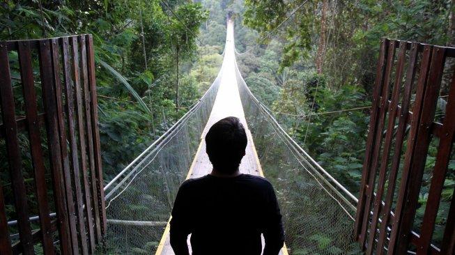 Mudik ke Sukabumi? Yuk Coba Jelajah 3 Spot WIsata di Situgunung