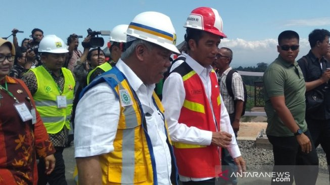 Jokowi Umumkan Letak Ibu Kota Baru Pertengahan Agustus