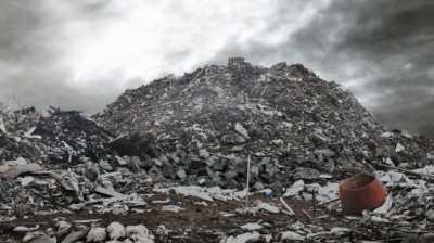 Jumlah Sampah Jakarta Setahun Bisa Buat 150 Bangunan ala Candi Borobudur