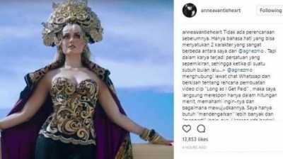 Anne Avantie Buka Suara Soal Busana Mewah untuk Agnez Mo