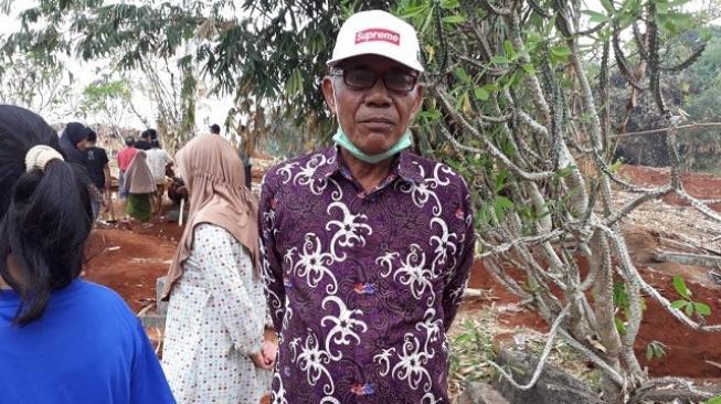 Terkubur 22 Tahun Jasad Syamsudin Utuh, Begini Cerita Keluarga