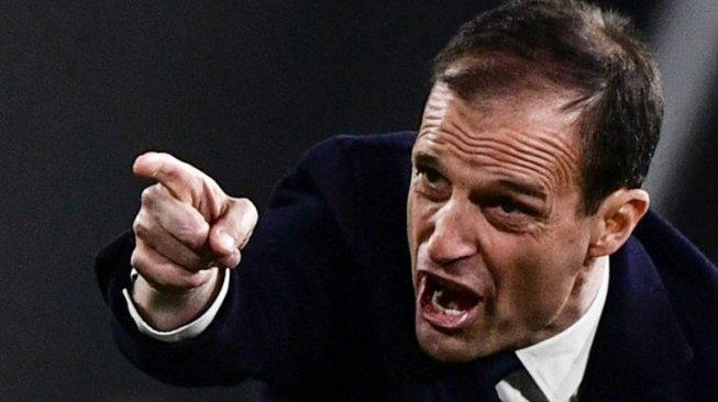 Juventus Gagal Sukses di Liga Champions, Begini Pembelaan Allegri