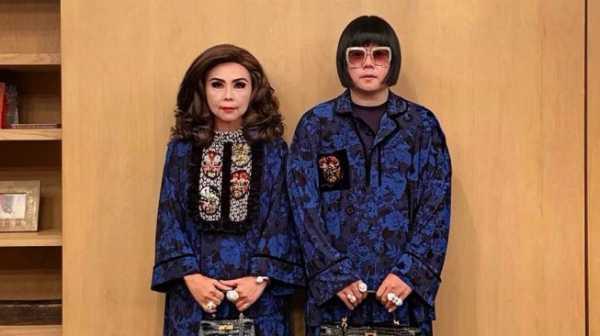 Tajir Melintir, Ibu dan Anak Ini Selalu Kompak Pakai Outfit Mewah