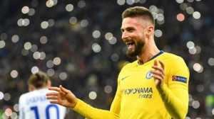 Giroud Cetak Hat-trick, Chelsea Mantap ke Perempat Final Liga Europa