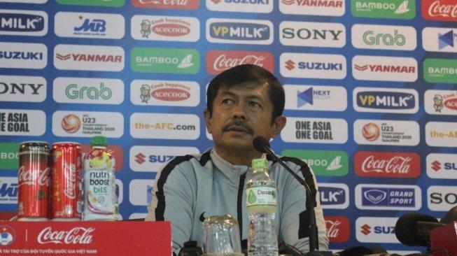 Indonesia Gagal ke Piala Asia U-23, Indra Sjafri Siap Bertanggung Jawab