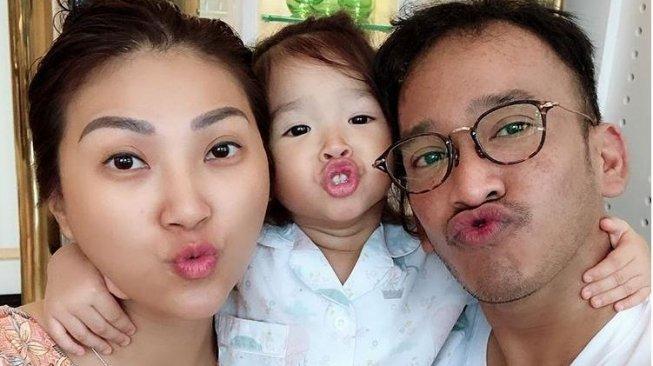 Bilang Sayang ke Nikita Mirzani, Ruben Onsu Langsung Diprotes Putrinya
