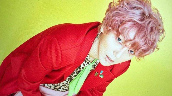Dituduh Operasi Plastik, Begini Reaksi Cerdas Yesung Super Junior