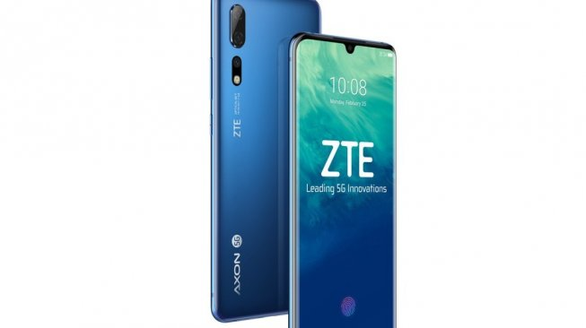 ZTE Axon 10 Pro 5G Kalahkan Xiaomi Mi 9 di AnTuTu, Ini Rahasianya
