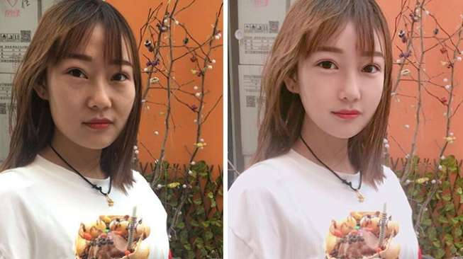 Deretan Foto Gadis di Situs Weibo yang Tak Boleh Anda Percaya
