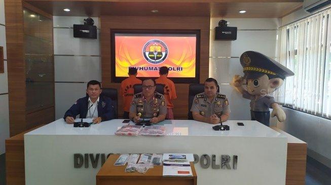 Bobol Bank BUMN Rp 1,3 Miliar, Dua Mahasiswa Dibekuk