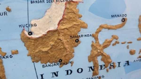 Ibu Kota Baru di Kaltim Berpotensi Diguncang Gempa