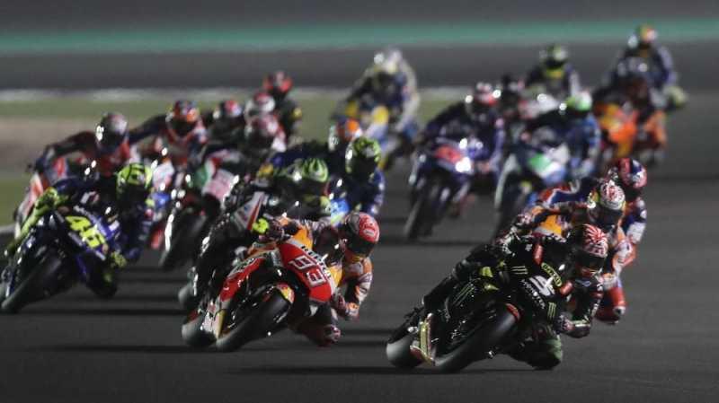 Jadwal MotoGP Qatar 2019 Berpeluang Diubah