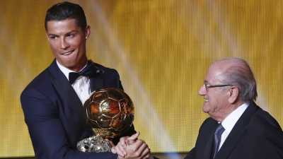 Ballon dOr 2017 Diklaim Bocor Karena Sepatu Edisi Ronaldo